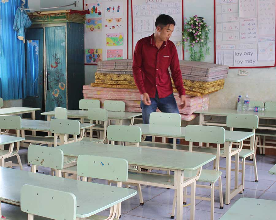 Cách sắp xếp bàn ghế nâng cao hiệu quả dạy và học