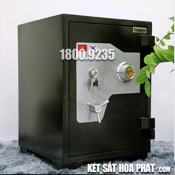 Cách sử dụng két sắt Hòa Phát khóa cơ đổi mã