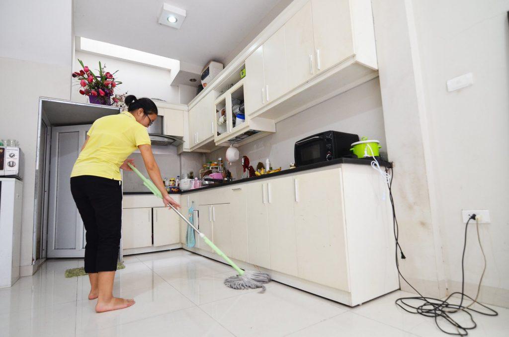 Những lợi ích khi tìm việc giúp việc nhà theo giờ tại TPHCM