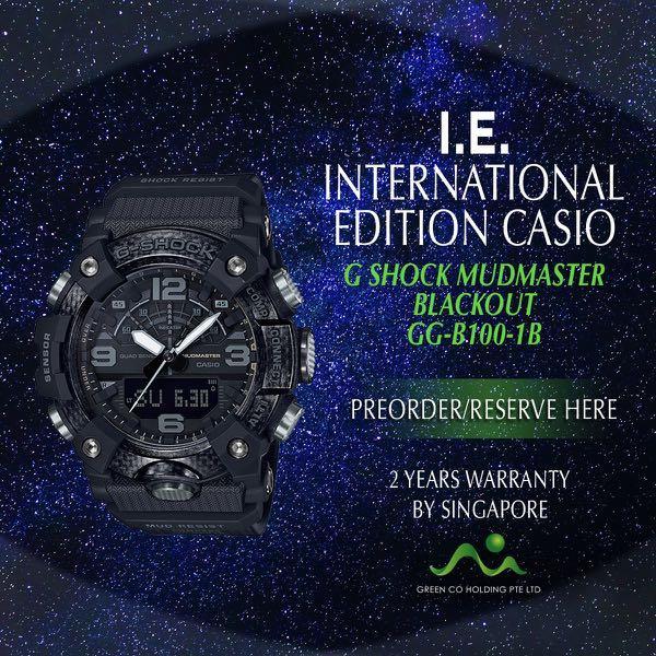 Những mẫu đồng hồ Casio nam mới nhất dành cho dân thể   thao